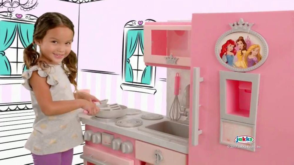 Disney Princess Style Collection Gourmet Kitchen Tv Commercial Cooking Ispot Tv