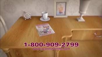Acorn Stairlifts TV Spot, 'All of Your Questions Answered' - Thumbnail 1