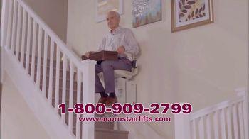 Acorn Stairlifts TV Spot, 'All of Your Questions Answered'