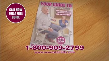 Acorn Stairlifts TV Spot, 'All of Your Questions Answered' - Thumbnail 9