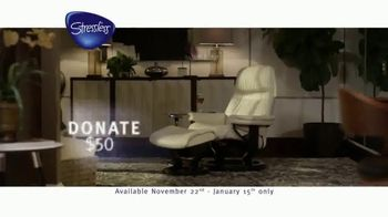 Ekornes Stressless TV Spot, 'Charity Donation' - Thumbnail 4