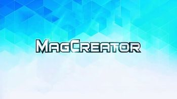 MagCreator: The Amazing 3-D Magnetic Construction Set thumbnail