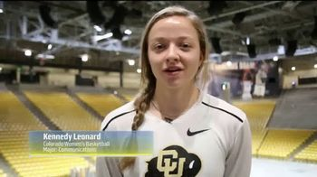 Pac-12 Conference TV Spot, 'PAC Profiles: Kennedy Leonard' - Thumbnail 2