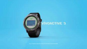 Garmin vívoactive 3 TV Spot, 'More Ways to Beat Yesterday' - Thumbnail 8