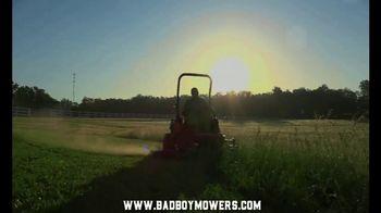 Bad Boy Mowers TV Spot, 'EZ-Ride System' - Thumbnail 6