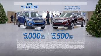 Ford Year End Sales Event TV Spot, 'A Good First Impression' - Thumbnail 7