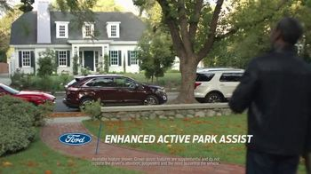 Ford Year End Sales Event TV Spot, 'A Good First Impression' - Thumbnail 4