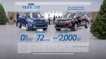 Ford Year End Sales Event TV Spot, 'A Good First Impression' - Thumbnail 6