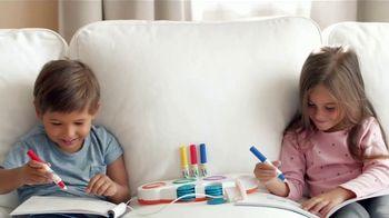 Crayola Color Wonder TV Spot, 'Magic Light Brush' - Thumbnail 5