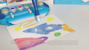 Crayola Color Wonder TV Spot, 'Magic Light Brush' - Thumbnail 8