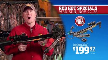 Bass Pro Shops 5 Day Sale TV Spot, 'Knives and Crossbow' Ft. Kevin VanDam - Thumbnail 7