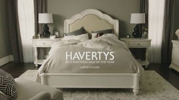 Havertys Best Mattress Sale of the Year TV Spot, 'Beautyrest and iComfort' - Thumbnail 6