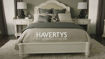 Havertys Best Mattress Sale of the Year TV Spot, 'Beautyrest and iComfort' - Thumbnail 1