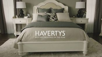 Havertys Best Mattress Sale of the Year TV Spot, 'Beautyrest and iComfort' - Thumbnail 2