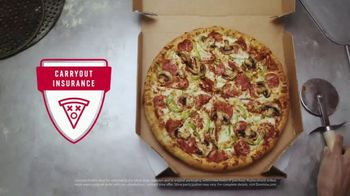 Domino's Carryout Insurance TV Spot, 'Timber' - Thumbnail 9