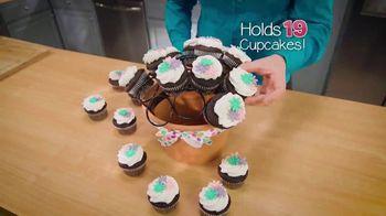 Tasty Bouquet TV Spot, 'Cupcake Decorations' - Thumbnail 4