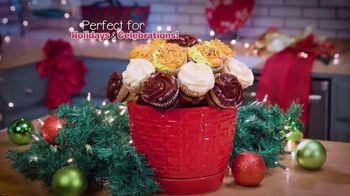 Tasty Bouquet TV Spot, 'Cupcake Decorations' - Thumbnail 5