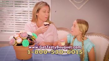 Tasty Bouquet TV Spot, 'Cupcake Decorations' - Thumbnail 6