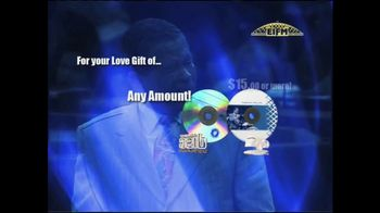 Ever Increasing Faith Ministries TV Spot, 'CD and DVD Itinerary' - Thumbnail 4