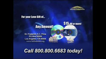 Ever Increasing Faith Ministries TV Spot, 'CD and DVD Itinerary' - Thumbnail 6