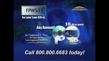 Ever Increasing Faith Ministries TV Spot, 'CD and DVD Itinerary' - Thumbnail 9