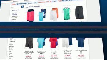 Tennis Warehouse TV Spot, 'Step Into Great Deals' - Thumbnail 7