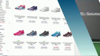 Tennis Warehouse TV Spot, 'Step Into Great Deals' - Thumbnail 1
