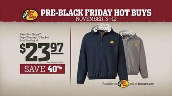 Bass Pro Shops Pre-Black Friday Hot Buys TV Spot, 'Jackets and Tables' - Thumbnail 8