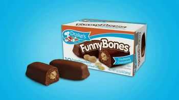 Drake's Funny Bones TV Spot, 'No More Crummy Cookies' - Thumbnail 10