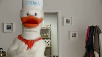 Drake's Funny Bones TV Spot, 'No More Crummy Cookies' - Thumbnail 4