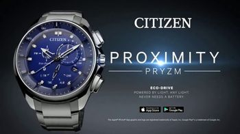 Citizen Watch Proximity Pryzm TV Spot, 'Time to Unplug' - Thumbnail 5