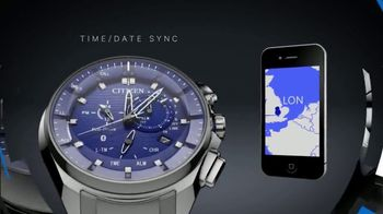 Citizen Watch Proximity Pryzm TV Spot, 'Time to Unplug' - Thumbnail 4