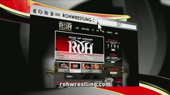 ROH Wrestling TV Spot, 'On Demand Action' Featuring Kenny King