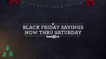 Toys R Us Black Friday Savings TV Spot, 'Coloring Kits, Playsets & Cozmo'