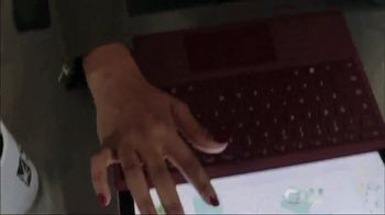 Microsoft Surface TV Spot, 'The Flash: Wedding Planning' Ft. Hartley Sawyer - Thumbnail 2