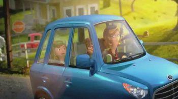 Michelin Premium Hybrid Wiper Blades TV Spot, 'Smart-Flex Technology' - 588 commercial airings