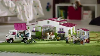 Schleich Horse Club Mobile Veterinarian TV Spot, 'Discover Exciting Fun'