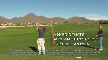 iRT-5 Hybrid TV Spot, 'Easiest and Most Accurate' Feat. Arron Oberholser