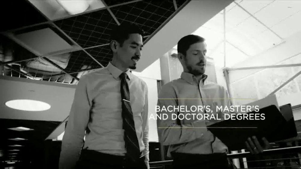 Olivet Nazarene University TV Commercial, 'We Believe: Business'