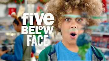 Five Below TV Spot, 'Five Below Face: Games'