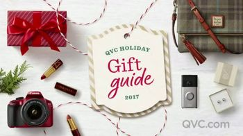 QVC Black Friday Weekend TV Spot, 'Gift Guide 2017'