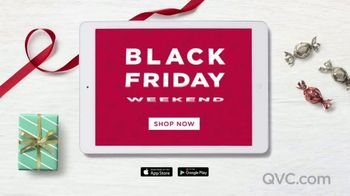 QVC Black Friday Weekend TV Spot, 'Gift Guide 2017' - Thumbnail 8