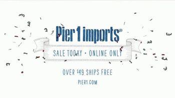 Pier 1 Imports Biggest Black Friday Sale Ever TV Spot, 'Go Christmas Crazy' - Thumbnail 9