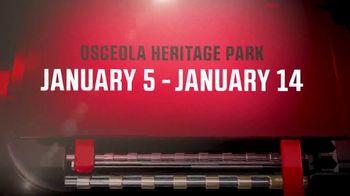 Mecum Auctions TV Spot, '2018 Osceola Heritage Park' - Thumbnail 3