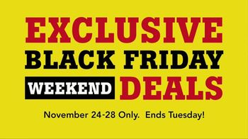 Lumber Liquidators Yellow & Black Friday Flooring Sale TV Spot, 'Exclusive' - Thumbnail 3