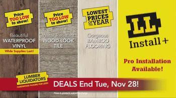 Lumber Liquidators Yellow & Black Friday Flooring Sale TV Spot, 'Exclusive' - Thumbnail 8