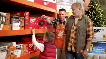 The Home Depot Black Friday Savings TV Spot, 'Mechanics Tool Set' - Thumbnail 1