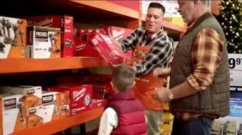 The Home Depot Black Friday Savings TV Spot, 'Mechanics Tool Set' - Thumbnail 2