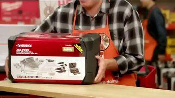 The Home Depot Black Friday Savings TV Spot, 'Mechanics Tool Set' - Thumbnail 4