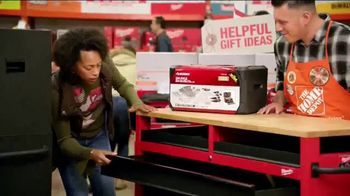 The Home Depot Black Friday Savings TV Spot, 'Mechanics Tool Set' - Thumbnail 5